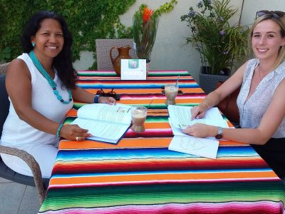 Kontaktiere Johanna Rakaseder für ein intensives Spanischkurs